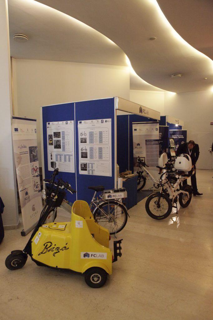 European Fuel Cell EFC'15 | Distretto Atena Future Technology