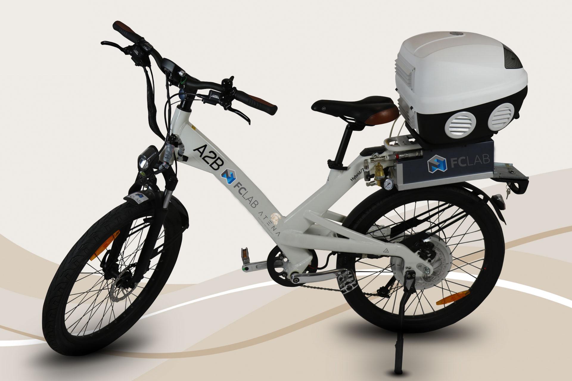 HyBike Sport MB250 | Distretto Atena Future Technology