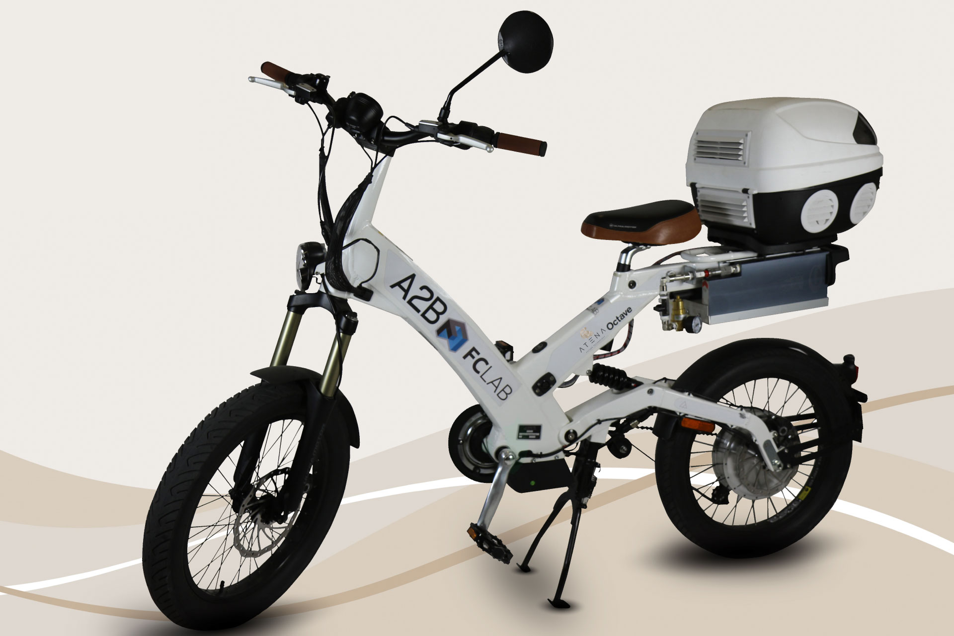 HyBike Sport MB500 | Distretto Atena Future Technology