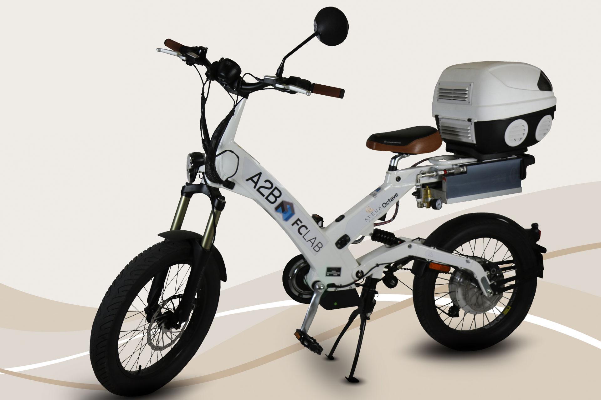 HyBike Sport MB500 | Distretto Atena Future Technology