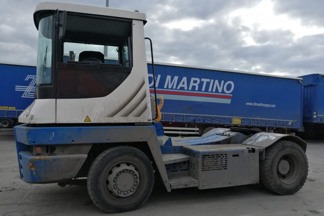 Yard Truck | Distretto Atena Future Technology