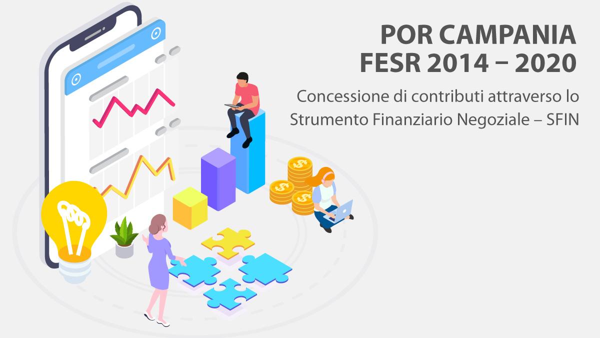 POR CAMPANIA FESR 2014 - 2020