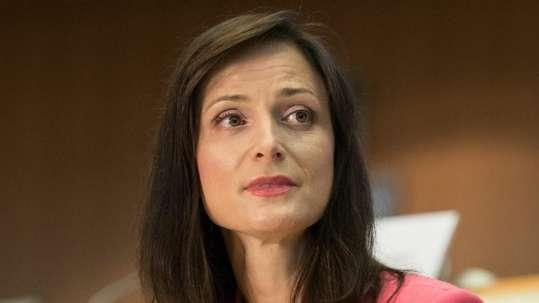 Research commissioner Mariya Gabriel