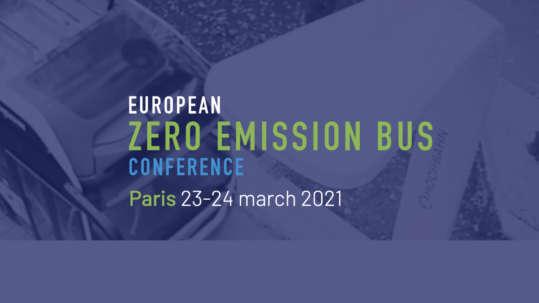European Zero Emission Bus conference 2021