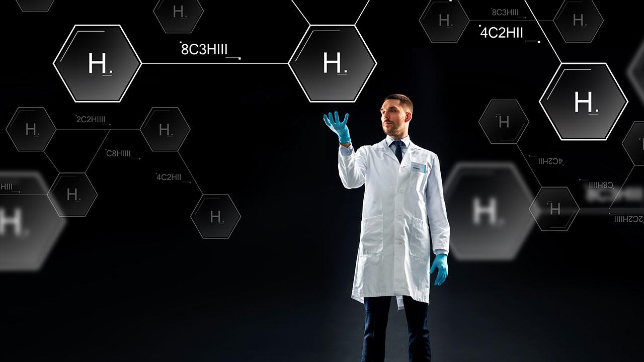 Idrogeno e ricerca