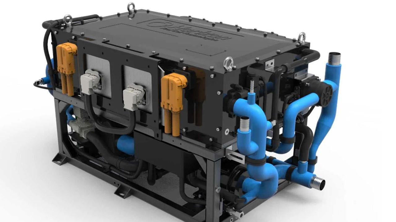 Idrogeno, ecco la cella a combustibile dei record: densità di 6 kW/l