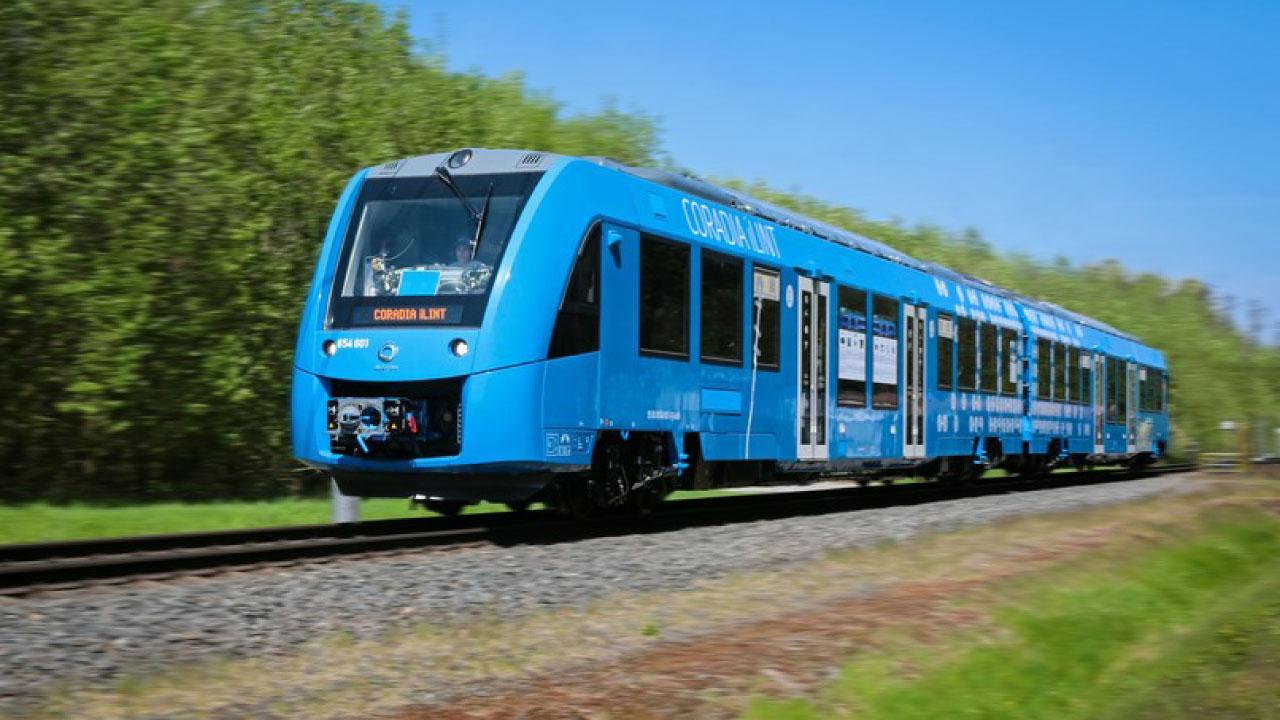 Sulla rete di Trenord arrivano i treni ad idrogeno