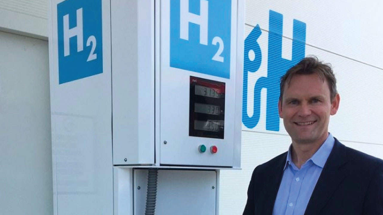Jon André Løkke è il nuovo Presidente di Hydrogen Europe