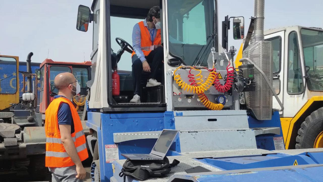 Progetto h2ports: Truck a idrogeno nel porto di Salerno Salerno