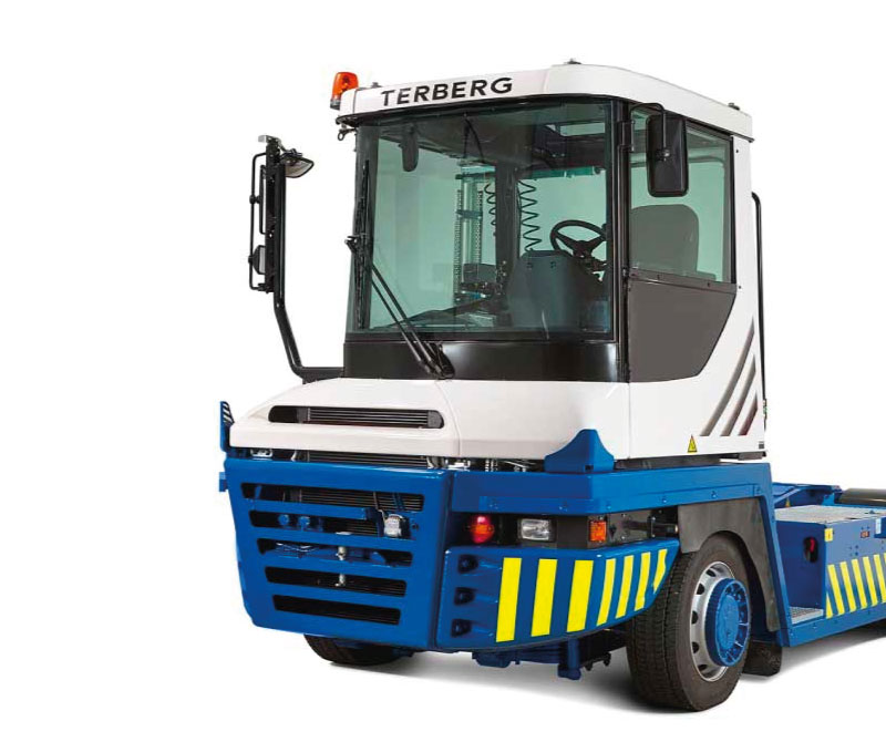 Yard Truck | Distretto Atena Future Technology