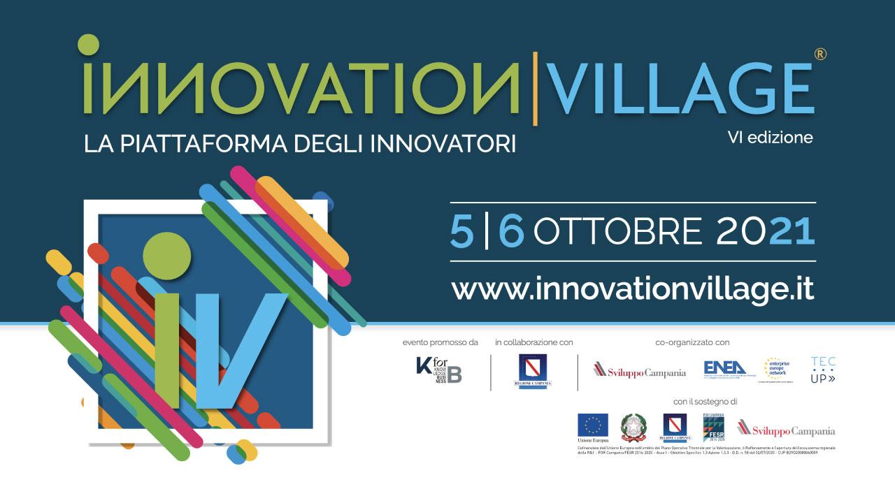 Innovation Village 2021: L'idrogeno per la transizione ecologica